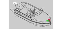 12 metreden küçük teknelerde seyir fenerleri