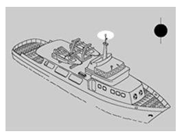 Boyu 50 metreden kısa olan teknelerin seyir feneri