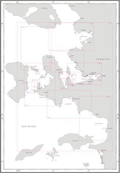 Yat haritaları
