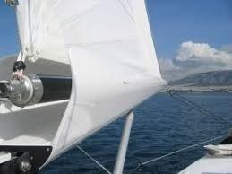 Bumba içi sarma ana yelken